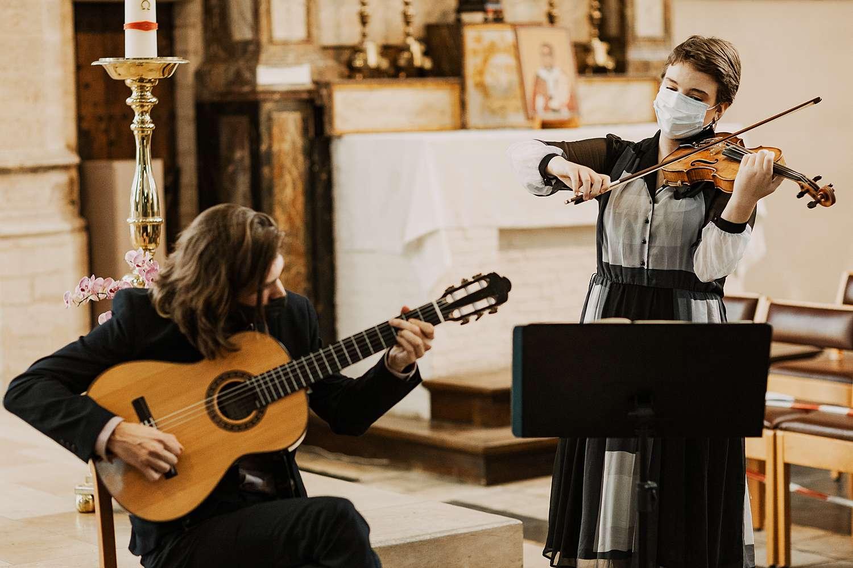 Live muziek huwelijk Sint-Kwintenskerk