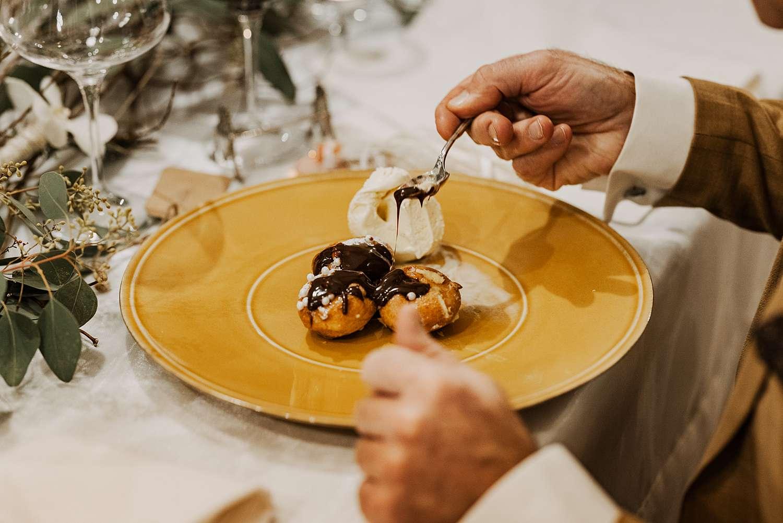 Dessert huwelijksfeest Appelterre-Eichem