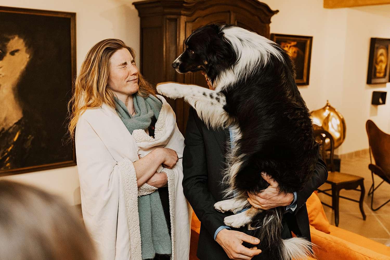 Hond kust zus Appelterre-Eichem