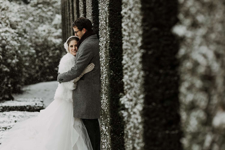 Kasteel van Hulpe trouwreportage