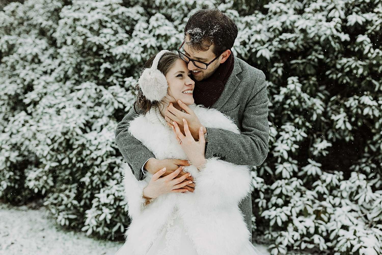 La Hulpe Zoniënwoud huwelijk