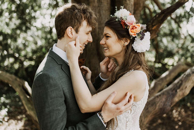 Huwelijksreportage Kasteel van Brasschaat