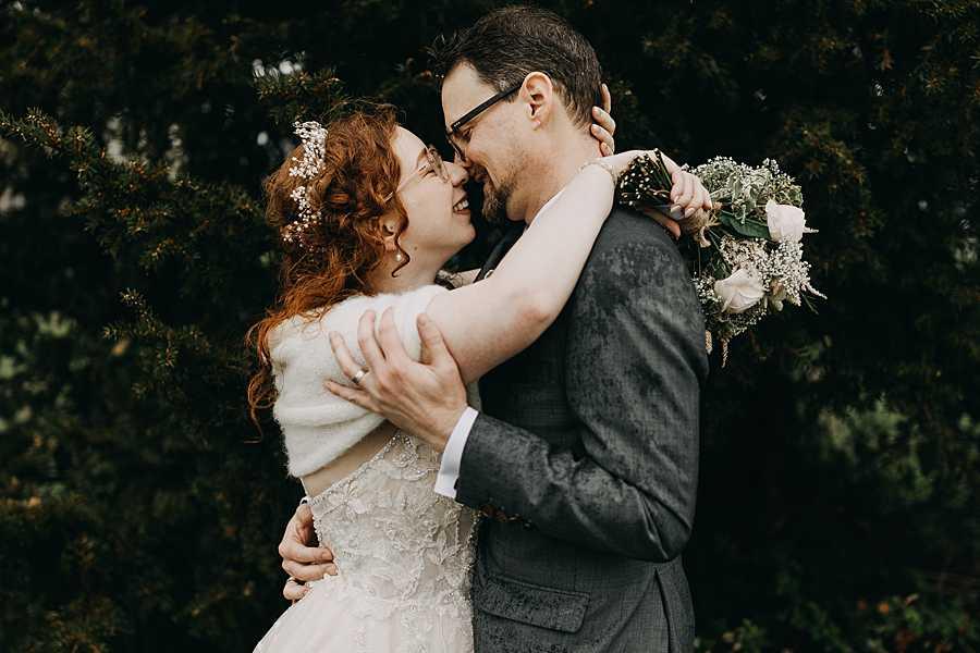 Heleen & Shaun huwelijk