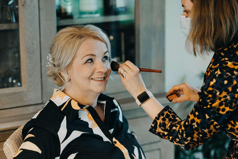 Make-up bruid in Lier
