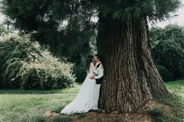 Bohemian hippie wedding eikenboom knuffel