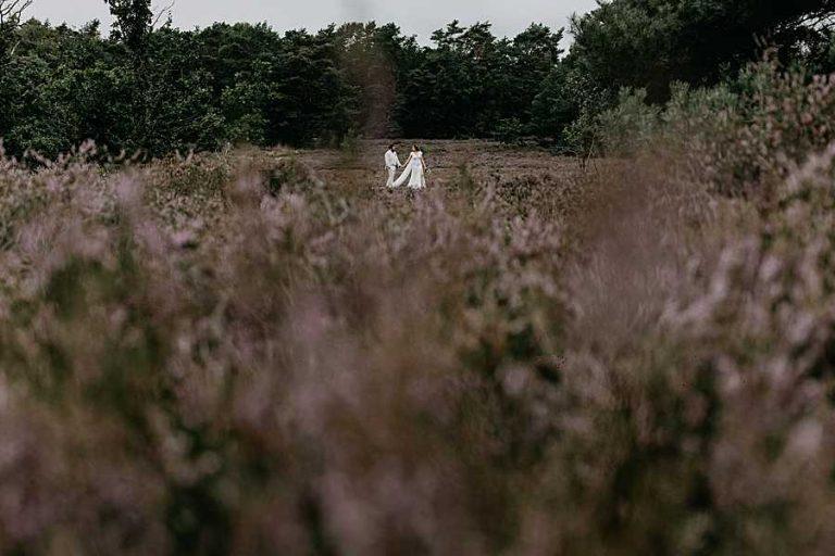 Huwelijk De Teut trouwreportage