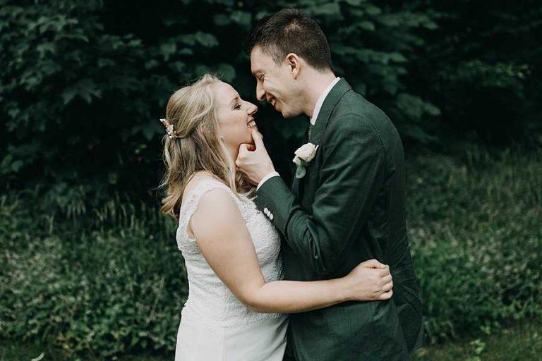 Marlies & Steven huwelijk plantentuin Meise
