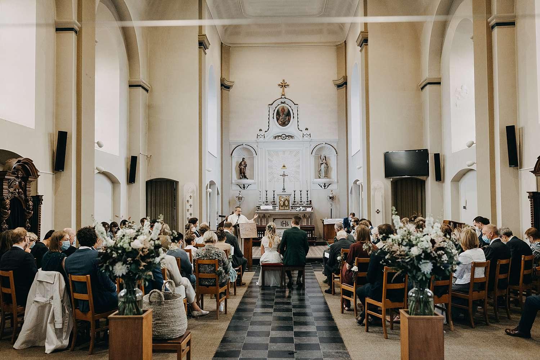 Sint-Pancratiuskerk huwelijk