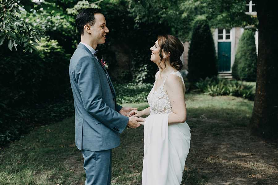 Stephanie & Marc huwelijk Hasselt